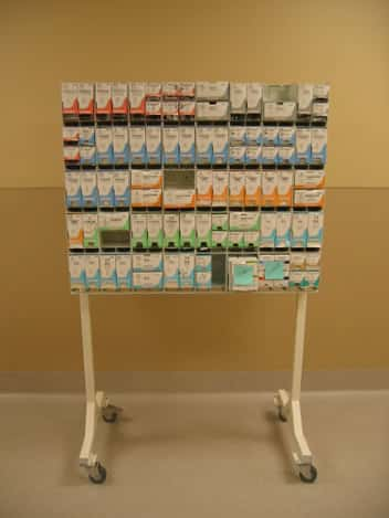 Product Examples Health Care Storage Solutions Corpration